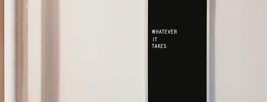 Mindset equals Success or Failure